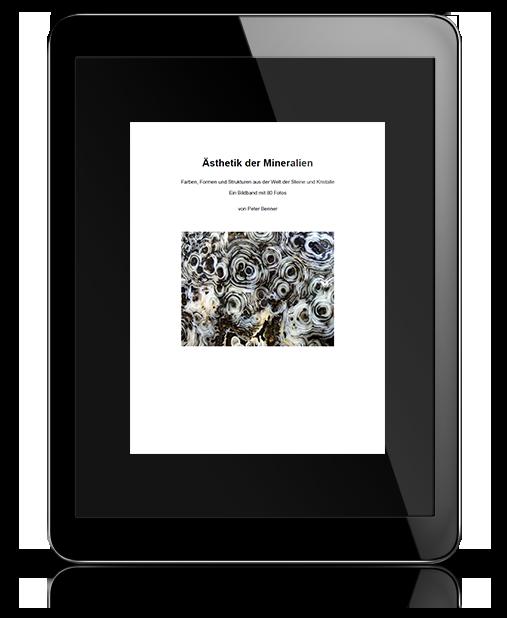 Ästhetik der Mineralien