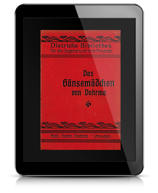 Das Gänsemädchen von Dohrma