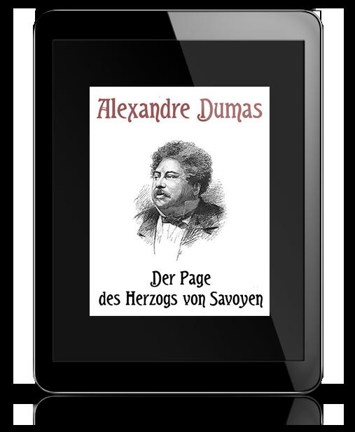 Der Page des Herzogs von Savoyen