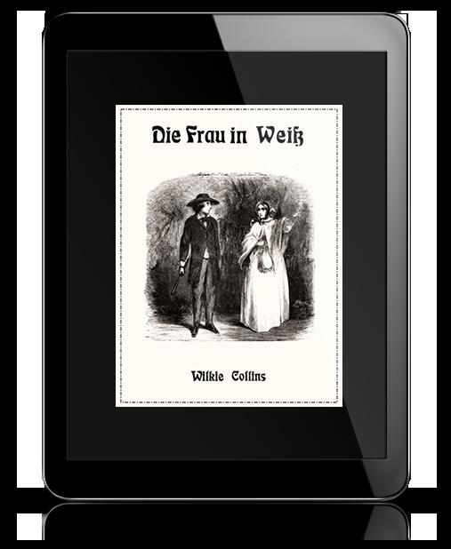 Die Frau in Weiss