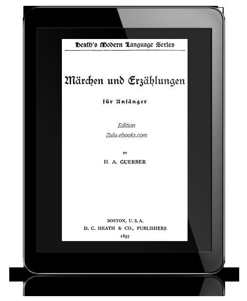 Märchen und Erzählungen für Anfänger