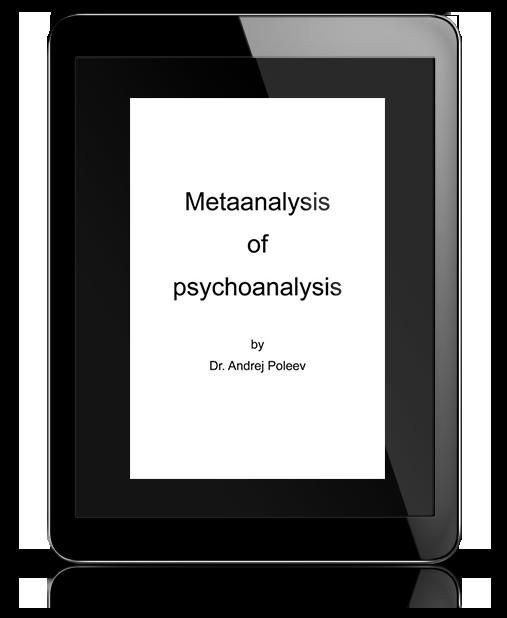 Die Metaanalyse der Psychoanalyse