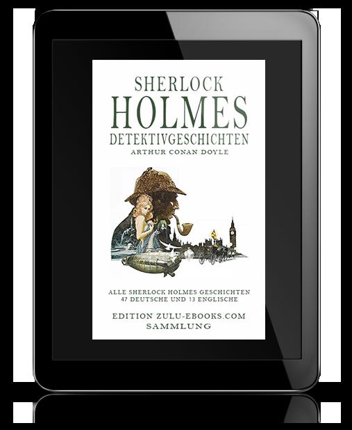 Sherlock Holmes Detektivgeschichten