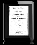 Bibel (Elberfelder) - Neues Testament